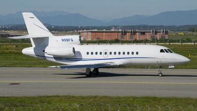 N99FG - Dassault Falcon 900EX - Private