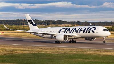 OH-LWO - Airbus A350-941 - Finnair