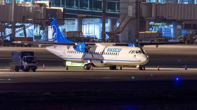 VN-B221 - ATR 72-212A(500) - Vietnam Air Services Company (VASCO)