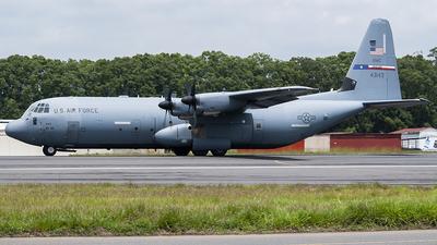 04-3143 - Lockheed Martin C-130J-30 Hercules - United States - US Air Force (USAF)