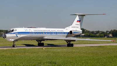 RF-66002 - Tupolev Tu-134A-3 - Russia - Navy