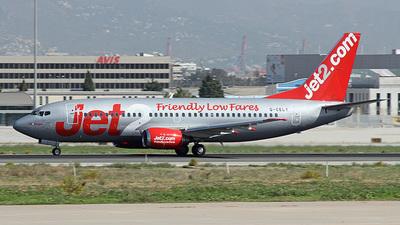 G-CELY - Boeing 737-377(QC) - Jet2.com