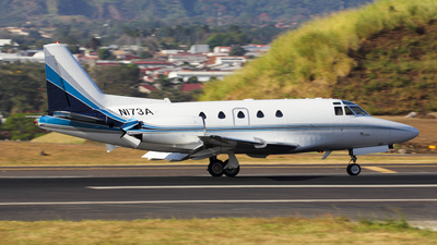 N173A - Rockwell Sabreliner 65 - Private