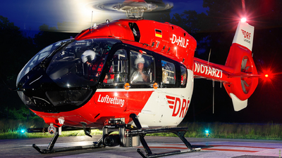 D-HILF - Airbus Helicopters H145 - DRF Luftrettung