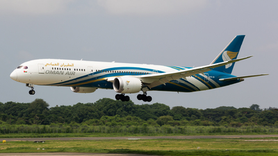 A picture of A4OSI - Boeing 7879 Dreamliner - Oman Air - © Arvin Lienardi