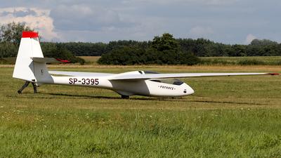 SP-3395 - SZD 50-3 Puchacz - Aeroklub Wroclawski