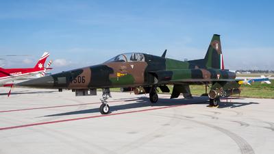 4506 - Northrop F-5E Tiger II - Mexico - Air Force