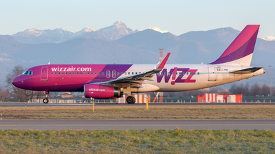 HA-LYM - Airbus A320-232 - Wizz Air