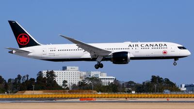 A picture of CFVLU - Boeing 7879 Dreamliner - Air Canada - © Shogo Kawai