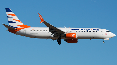 C-FDBD - Boeing 737-8Q8 - SmartWings (Sunwing Airlines)