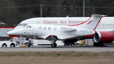 N583JS - Embraer 500 Phenom 100 - Private
