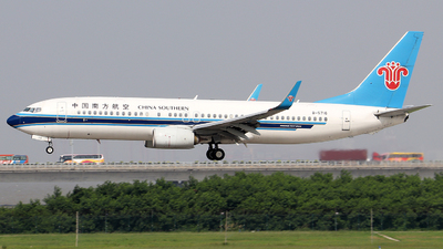 B-5716 - Boeing 737-81B - China Southern Airlines