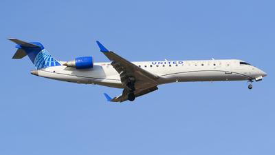 N545GJ - Bombardier CRJ-550 - United Express (GoJet Airlines)
