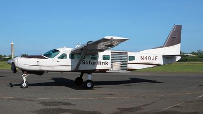 N40JF - Cessna 208B Grand Caravan - Safarilink