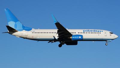VQ-BPZ - Boeing 737-8BK - Nordwind Airlines