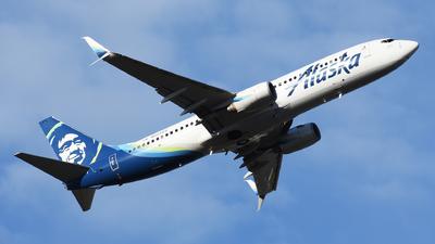 N527AS - Boeing 737-890 - Alaska Airlines