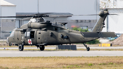 11-20409 - Sikorsky HH-60M Blackhawk - United States - US Army