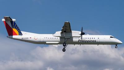 RP-C3036 - Bombardier Dash 8-Q402 - PAL Express