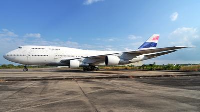 HS-UTV - Boeing 747-346 - Orient Thai Airlines