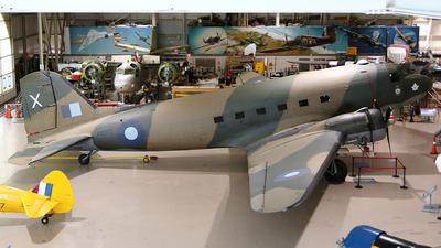C-GDAK - Douglas DC-3 - Canadian Warplane Heritage Museum
