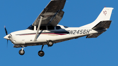 N2456H - Cessna T206H Stationair TC - Private