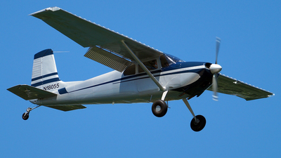 N18055 - Cessna 180C Skywagon - Private