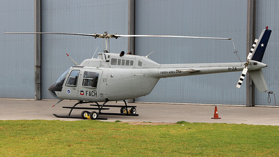 H-24 - Bell 206B JetRanger III - Chile - Air Force