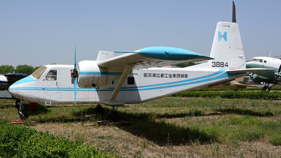 3884 - Harbin Y-11 - Harbin Aircraft Manufacturing Corporation (HAMC)