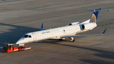 N17108 - Embraer ERJ-145XR - United Express (ExpressJet Airlines)
