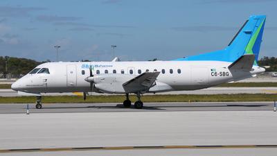 C6-SBG - Saab 340A - Sky Bahamas