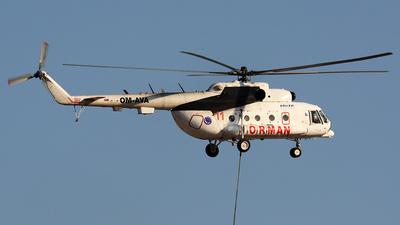 OM-AVA - Mil Mi-8MTV Hip - UTair Europe