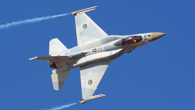 3037 - Lockheed Martin F-16E Fighting Falcon - United Arab Emirates - Air Force