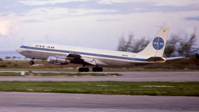 N892PA - Boeing 707-321B - Pan Am