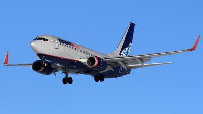 A picture of VPBZZ - Boeing 737752 - Smartavia - © Petr Gorbunov