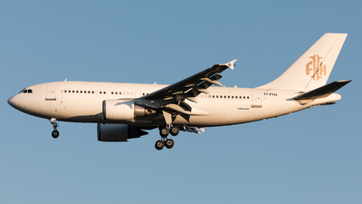 A picture of T7FTH - Airbus A310308 - [648] - © Sierra Aviation Photography