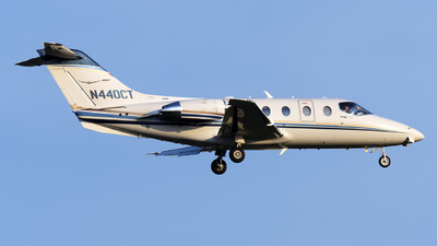 N440CT - Hawker Beechcraft 400A - Private