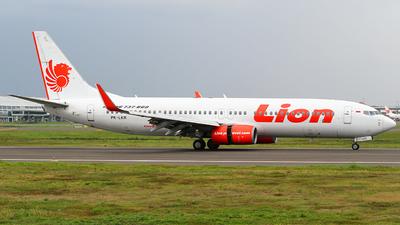 A picture of PKLKR - Boeing 7378GP - Lion Air - © Ravinsa adikara