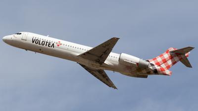 EI-EXJ - Boeing 717-2BL - Volotea