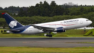 XA-FRJ - Boeing 767-283(ER) - Aeroméxico