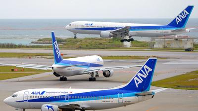 JA8419 - Boeing 737-54K - ANA Wings