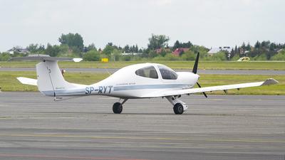 SP-RYT - Diamond DA-40D Diamond Star TDI - Smart Aviation (Poland)