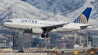 A picture of N894UA - Airbus A319132 - United Airlines - © John Marzo