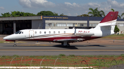 PP-ACV - Cessna 680 Citation Sovereign - Private