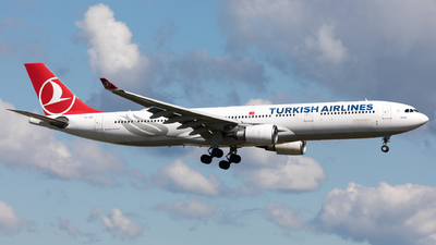 A picture of TCJNT - Airbus A330303 - Turkish Airlines - © Sierra Aviation Photography
