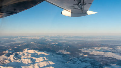 RA-67035 - Let L-410UVP-E20 Turbolet - Khabarovsk Avia