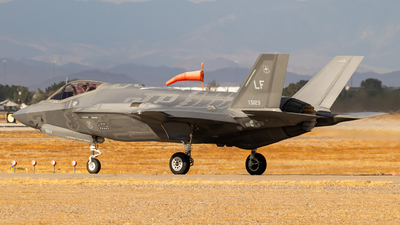 15-5123 - Lockheed Martin F-35A Lightning II - United States - US Air Force (USAF)