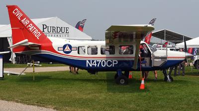 N470CP - Gippsland GA-8 Airvan - United States - US Air Force Civil Air Patrol