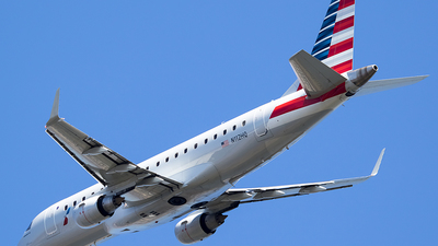 N112HQ - Embraer 170-200LR - American Eagle (Republic Airways)
