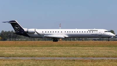 D-ACNL - Bombardier CRJ-900LR - Lufthansa CityLine