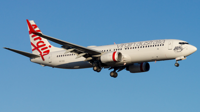 VH-VUU - Boeing 737-8FE - Virgin Australia Airlines
